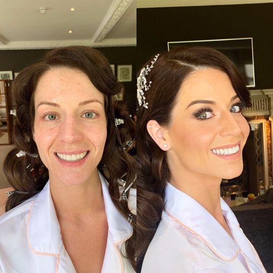 Katy Pheiffer Make up