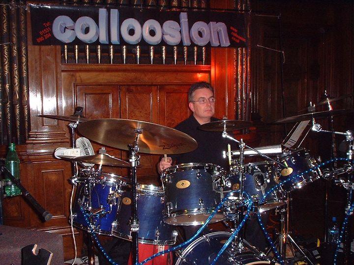 Martin - Drums & Vocals