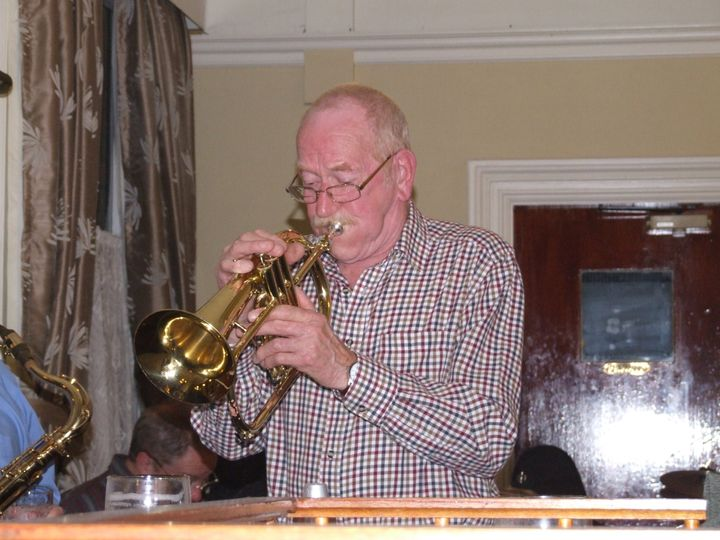 The Late Ted Taylor / Trumpet