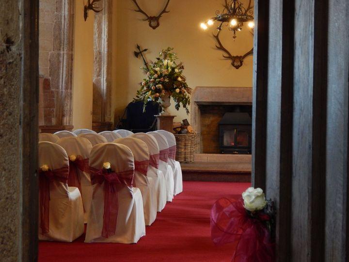 Inside the Tenants' Hall