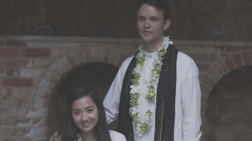Indian Garden wedding