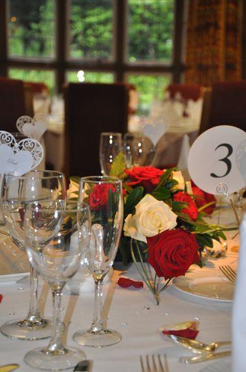 Inside Wedding Breakfast 2