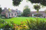 Tudor lawn full view