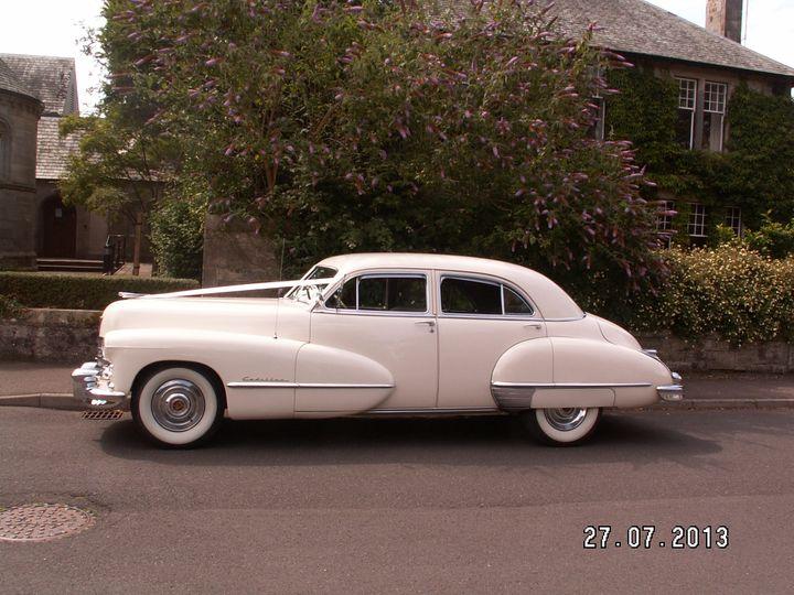 Stunning  1947 Cadillac