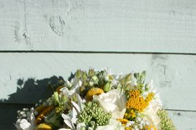 Shropshire Wedding Flowers From Big Little Things Photo 19