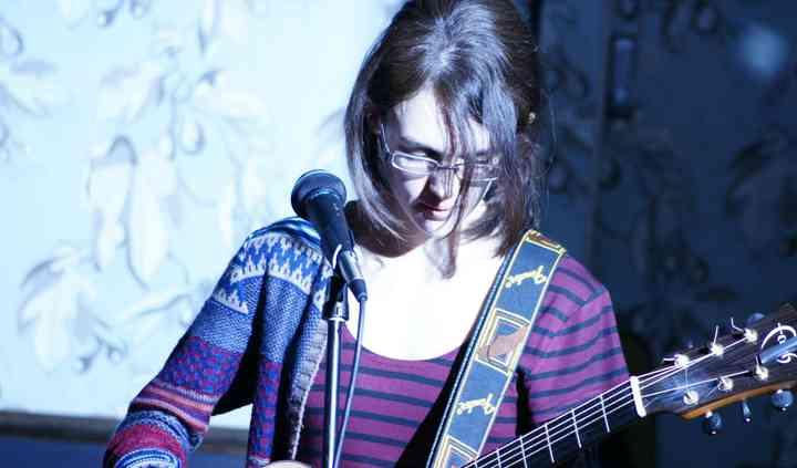 Rebecca Marie - Guitarist