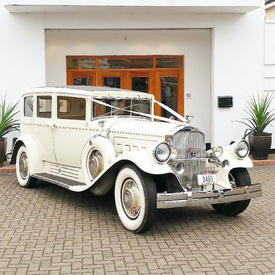 1930 Pierce-Arrow Limousine