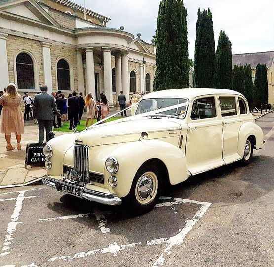 1949 Humber Pullman Limousine