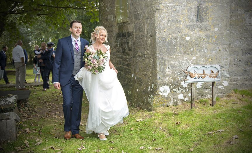 Beth & Ross, Angle Church