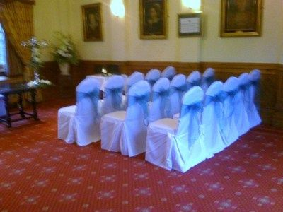 Mary Green Manor Ceremony