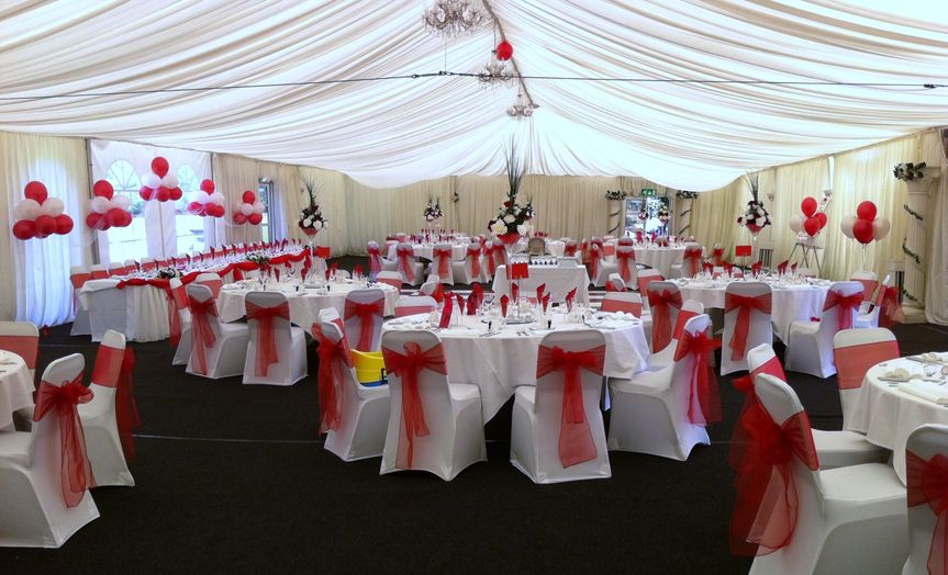 Halfway house marquee