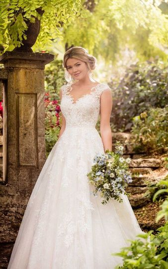 70312428e798 Essense of Australia gown from Butterfly Bridal Boutique | Photo 12