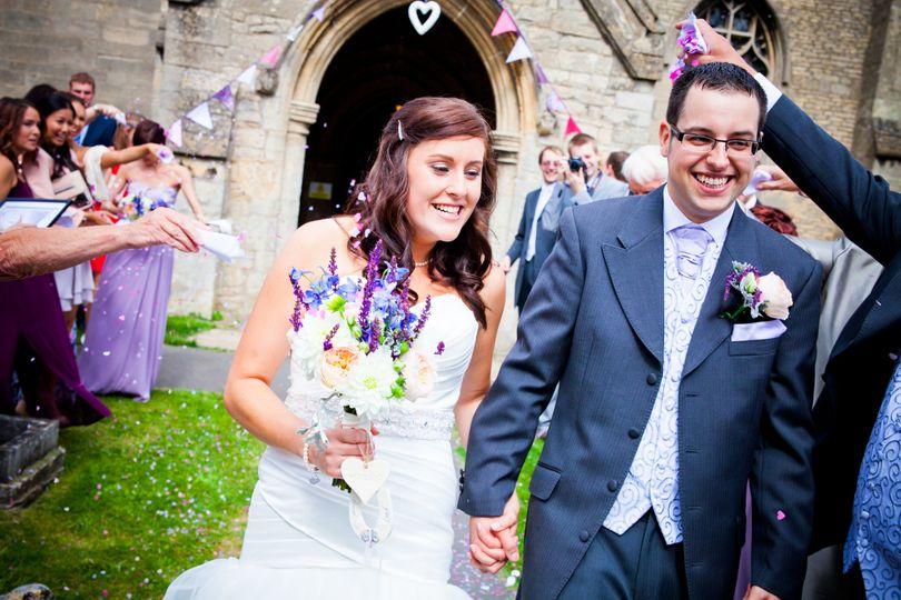 Gloucestershire wedding