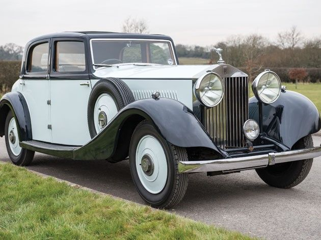 Rolls Royce 20/25 1935