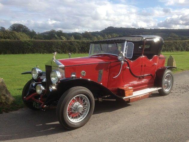 Rolls Royce Sedanca De Ville 1