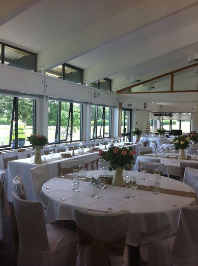 Function room - Wedding