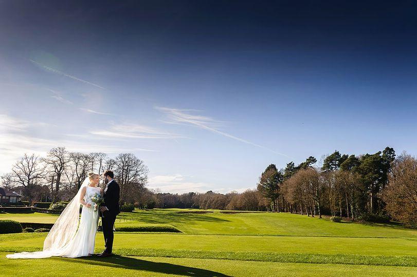 Wentworth Club Spring Wedding