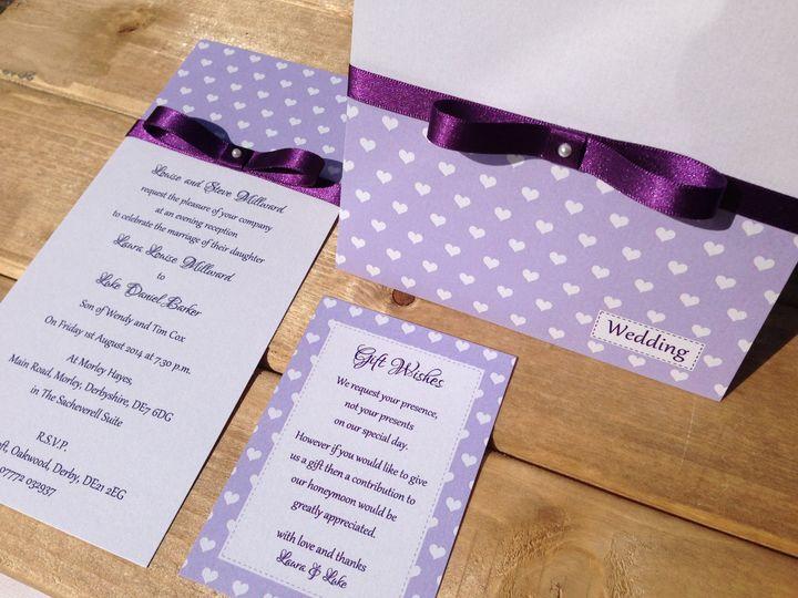 Mickey & Minnie invitations