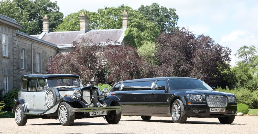 Beauford & limousine