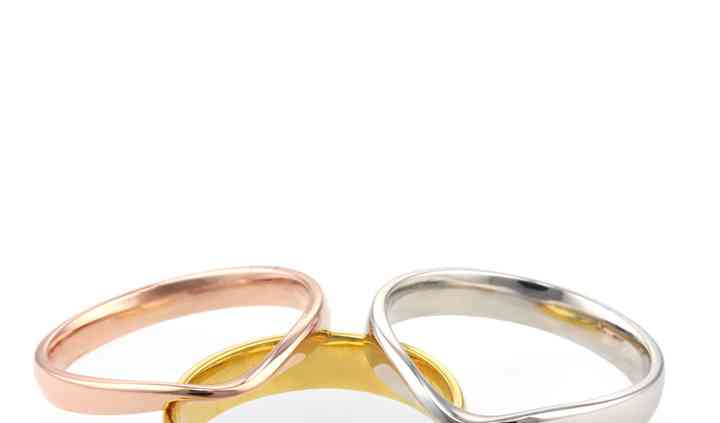 Wedding rings made to fit
