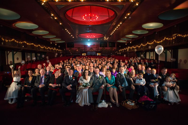 Family photo in cinema from The Dome | Photo 5
