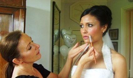 Clasicbridalhairand makeup