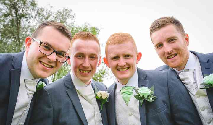 Groom Hire