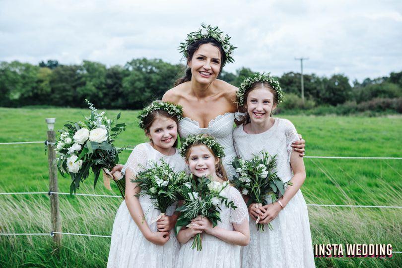 Perfect Countryside Wedding