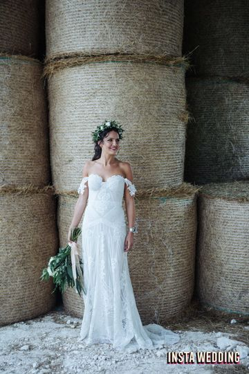 Perfect Country Bride