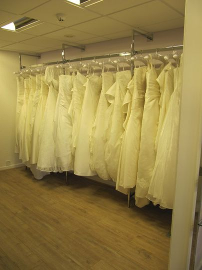 Some of the gowns