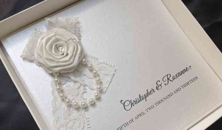 The Wedding Bell Stationery