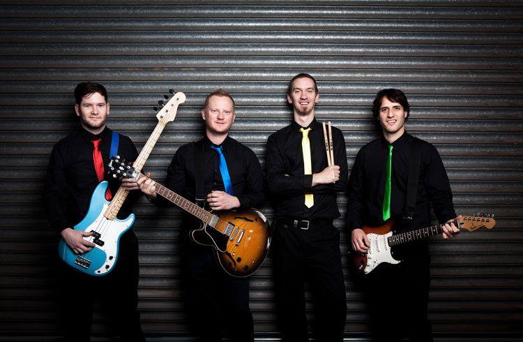 The Dukes Wedding Band London