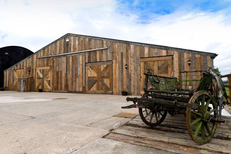 Grange Barn front