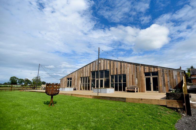 Grange Barn, New wedding venue