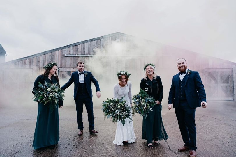 Grange Barn Bridal Team