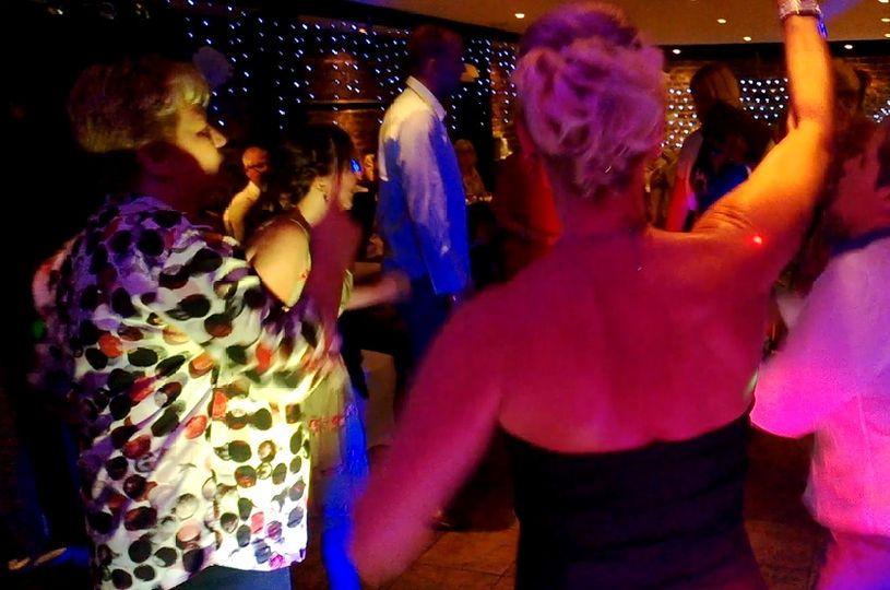 Dancing at the wmugglers