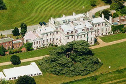 Addington Palace grounds