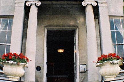 Addington Palace entry