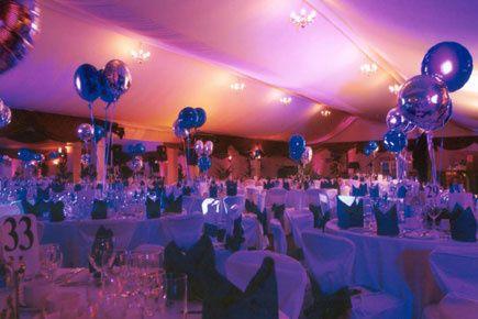 Addington Palace ballroom
