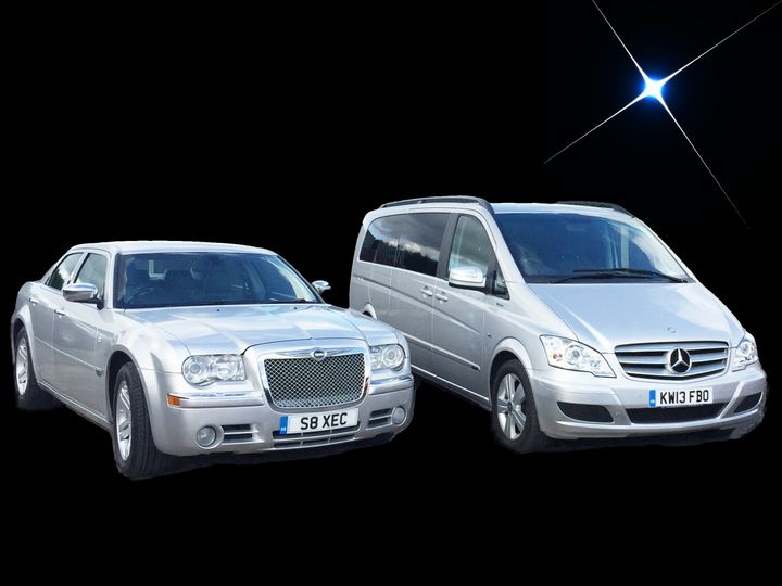 Chrysler 300C & Mercedes Viano