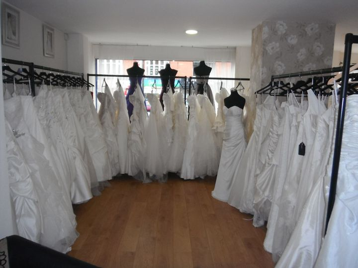 Their beautiful boutique