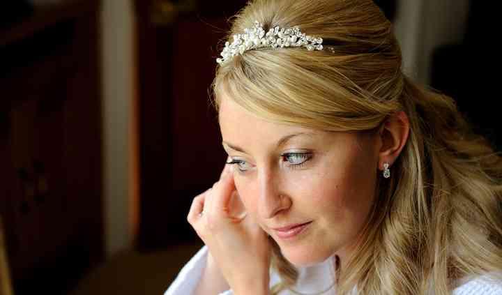 Bridal make-up selina