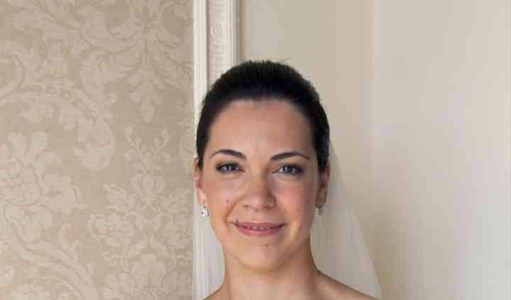 Bridal make up huda