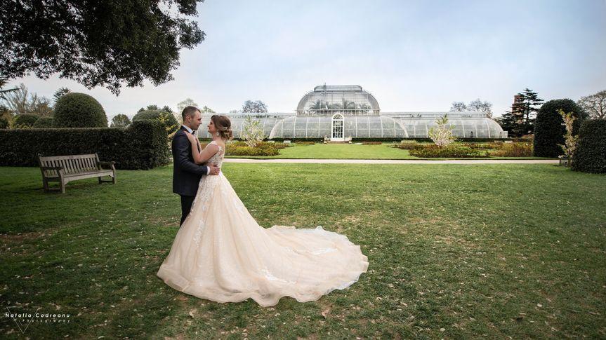 PreWedding Kew Garden