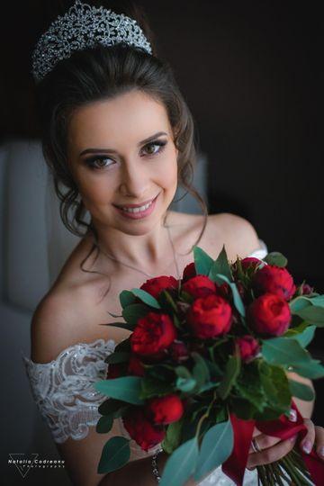 Bride Portret