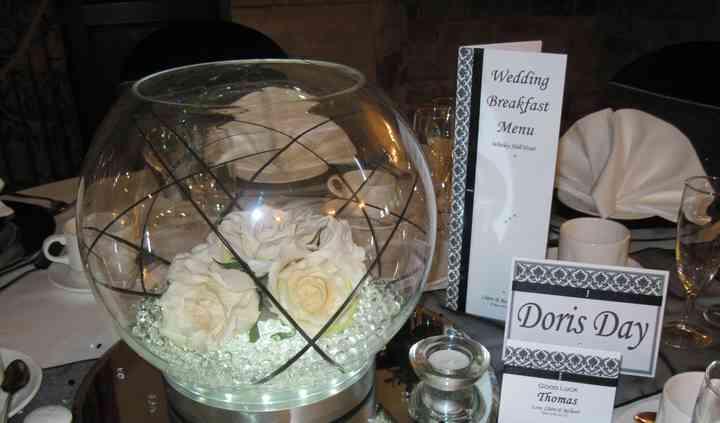 Glamourpuss Weddings Invitations