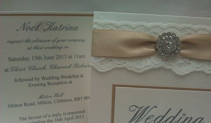 Perfect Touch Wedding Stationery