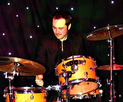 Rob Clark - Drums