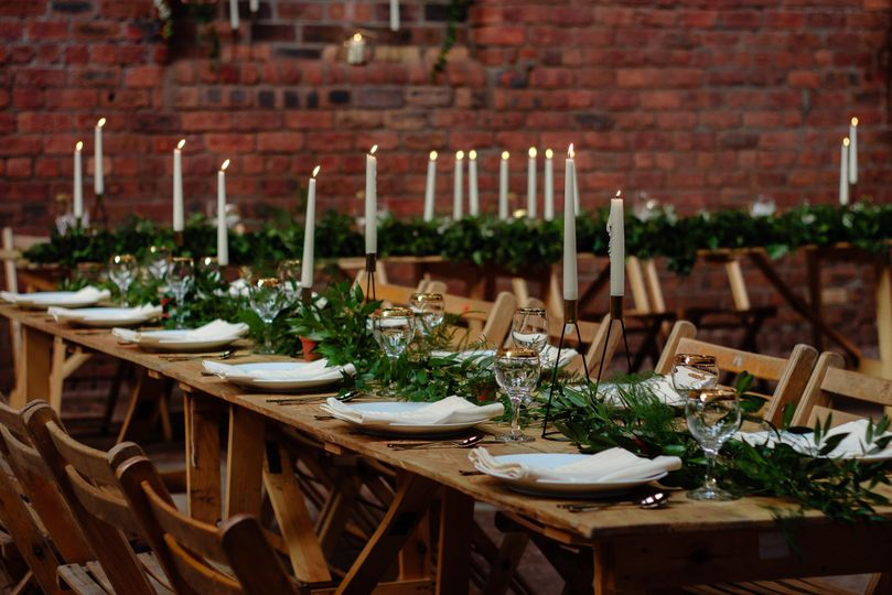 Long Table Style