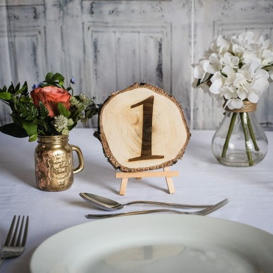 Log Slice Table Number